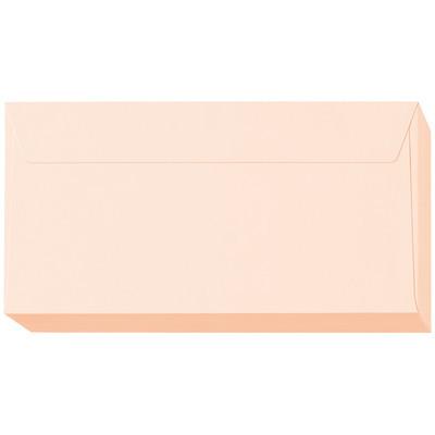 ムトウユニパック 長3横型ナチュラルピンク(100)枠なし100P 桃 1パック(300枚:100枚入×3パック)