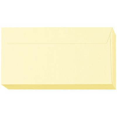 ムトウユニパック 長3横型ナチュラルクリーム(100)枠なし100P その他 1パック(300枚:100枚入×3パック)