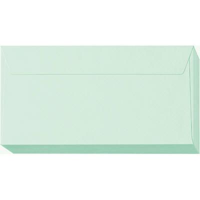 ムトウユニパック 長3横型ナチュラルグリーン(100)枠なし OT 1パック(300枚:100枚入×3パック)