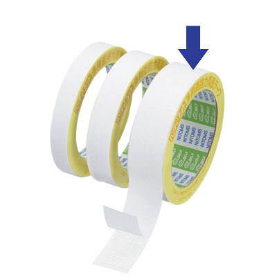 ニトムズ ハンディカット多用途強力両面テープ 30mm×10m J1330 ハンディ 1巻