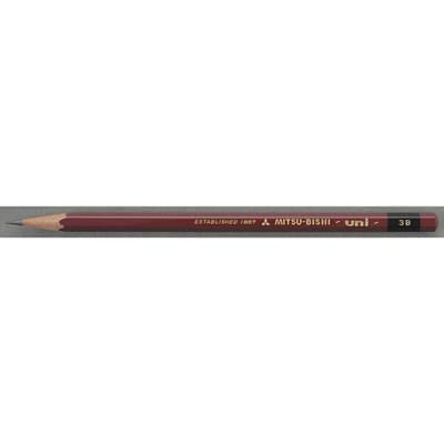 三菱鉛筆(uni) ユニ 3B U3B 1箱(6ダース入:12本×6) (取寄品)