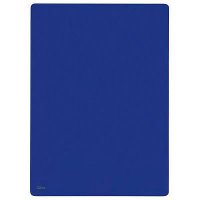 三菱鉛筆(uni) 下敷 DUS-120 PLT 青 B5 DUS120PLT.33 1箱(200枚入) (取寄品)