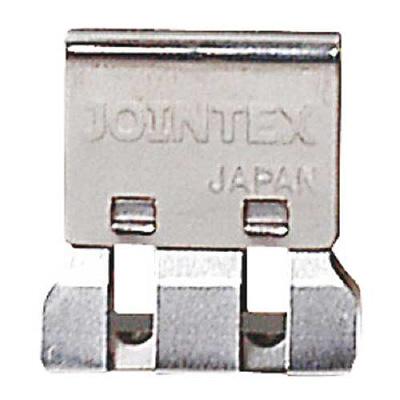 ジョインテックス スライドクリップ Sサイズ シルバー
