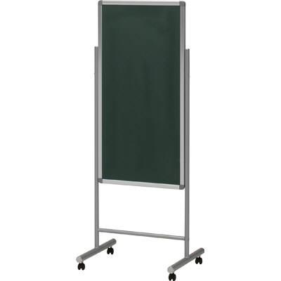 コマイ 案内板(ホワイトボード/黒板)900×450mm IB-315SSWG (直送品)