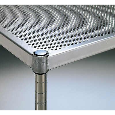 エレクター パンチング棚 W605D460 MSS610PS (直送品)