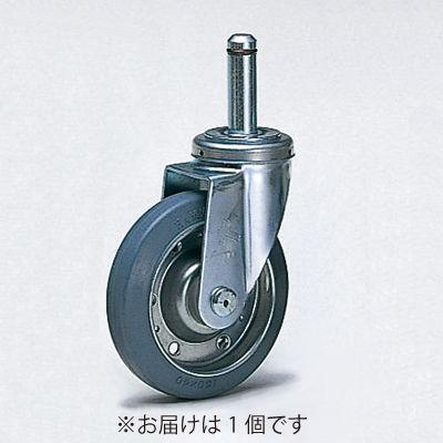 エレクター スーパーエレクターキャスター 打ち込み式 φ150 R150 (直送品)