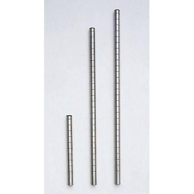 エレクター SUS304支柱 高さ698mm P680  (直送品)