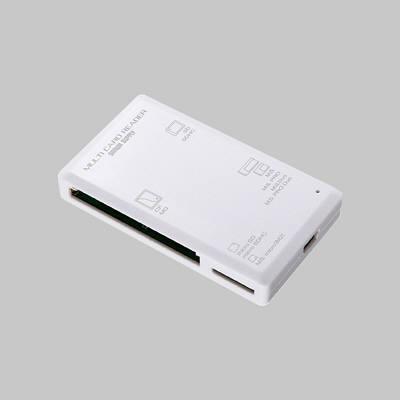 サンワサプライ USB2.0 カードリーダー ADR-ML1W (取寄品)