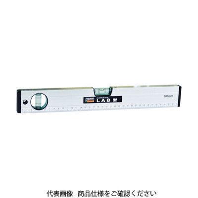 トラスコ中山(TRUSCO) 箱型アルミレベル 230mm LAB-230 1本 229-7019 (直送品)