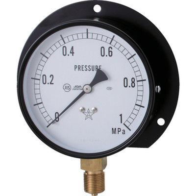 右下精器製造 スター (圧力計) S-42-1MP 1個 308-3888 (直送品)