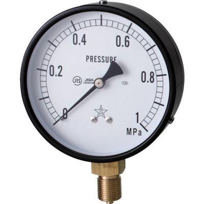 右下精器製造 一般圧力計 G311-211-M-0.6MP 1個 325-9650 (直送品)