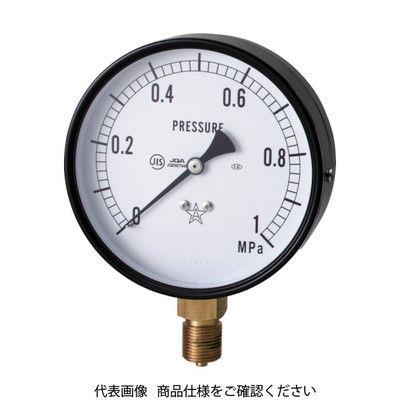 右下精器製造 スター (圧力計) S-31-2.5MP 1個 321-4061 (直送品)