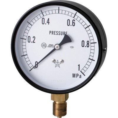 右下精器製造 スター (圧力計) S-41-1MP 1個 321-4192 (直送品)