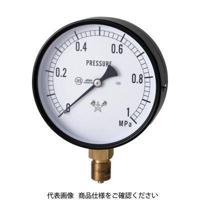 右下精器製造 スター (圧力計) S-41-4MP 1個 321-4222 (直送品)