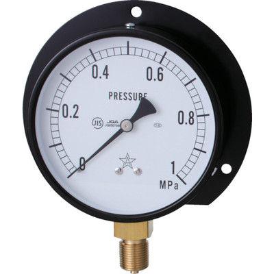 右下精器製造 一般圧力計 G321-211-M-1MP 1個 325-9773 (直送品)