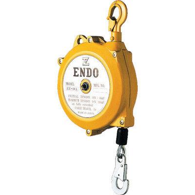 遠藤工業 ENDO トルクリール ラチェット機構付 ER-5A 3m ER-5A 1台 107-4555 (直送品)
