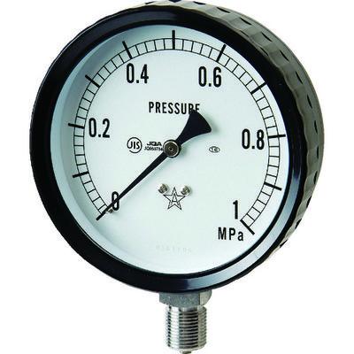 右下精器製造 ステンレス圧力計 G411-261-1MP 1個 332-8201 (直送品)