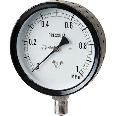 右下精器製造 ステンレス圧力計 G211-161-1MP 1個 332-8023 (直送品)