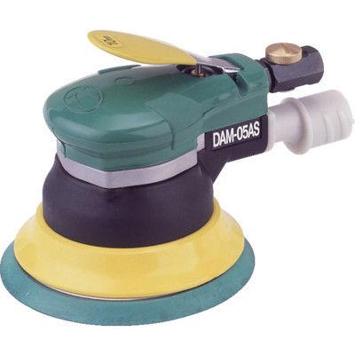 空研 吸塵式デュアルアクションサンダー(マジック) DAM-05ASB 1台 295-4273 (直送品)