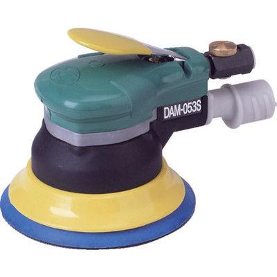 空研 吸塵式デュアルアクションサンダー(マジック) DAM-053SB 1台 295-4184 (直送品)