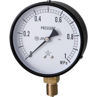 右下精器製造 一般圧力計 G411-211-M-1.6MP 1個 325-9994 (直送品)