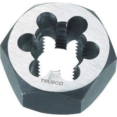 トラスコ中山(TRUSCO) TRUSCO 六角サラエナットダイス PS1/4-19 TD6-1/4PS19 1個 352-0722 (直送品)