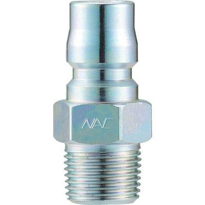 長堀工業 ナック クイックカップリング TL型 鋼鉄製 メネジ取付用 CTL04PM 1個 364-4901 (直送品)