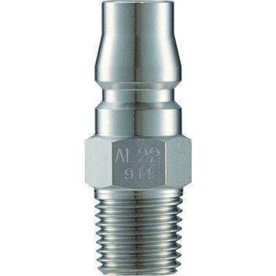 長堀工業 ナック クイックカップリング AL40型 ステンレス製 メネジ取付用 CAL48PM3 1個 364-3581 (直送品)
