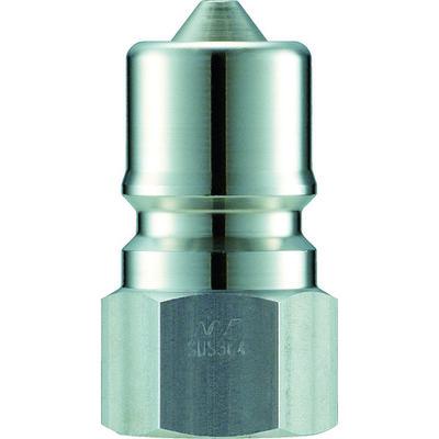 長堀工業 ナック クイックカップリング SPE型 ステンレス製 大流量型 オネジ取付用 CSPE01P3 1個 364-4227 (直送品)