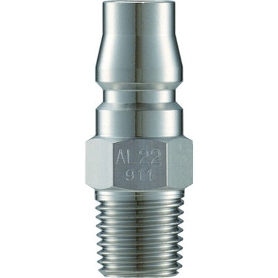 長堀工業 ナック クイックカップリング AL20型 ステンレス製 メネジ取付用 CAL23PM3 1個 364-2828 (直送品)