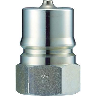 長堀工業 ナック クイックカップリング S・P型 鋼鉄製 オネジ取付用 CSP04P 1個 364-4031 (直送品)