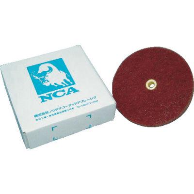 NCA ファブリックホイール(万能タイプ) A10 HFL-004 200X25 336-7754 (直送品)