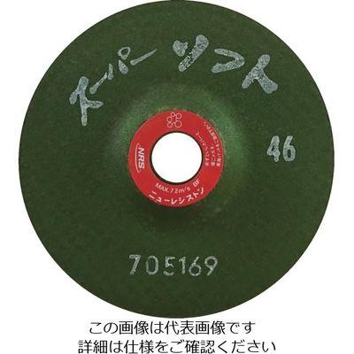 ニューレジストン(NRS) スーパーソフト 100×3×15 #46 SPS1003-46 1セット(25枚) 359-9078 (直送品)