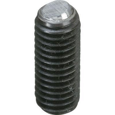 イマオコーポレーション(IMAO) ボールスクリュー(半球タイプ)10 M4 BSF4X10 1個 106-0651 (直送品)