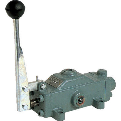 ダイキン工業(DAIKIN) 手動操作弁 DM04-3T03-66N 1台 101-6679 (直送品)