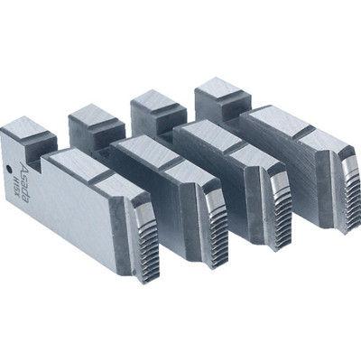 アサダ(ASADA) 管用テーパーねじ用チェーザ AM1 ー11/2 鋼管用 AS087 1組 249-6712 (直送品)