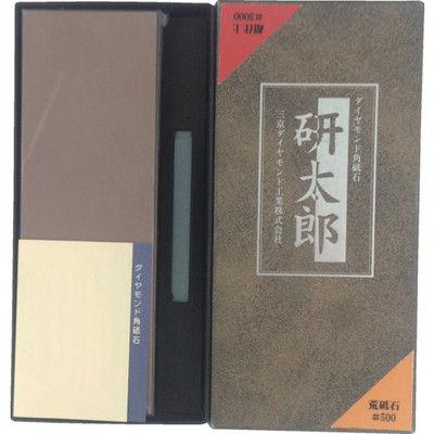 三京ダイヤモンド工業 ダイヤモンド角砥石 研太郎500/3000 ZF-70W 1個 213-2354 (直送品)