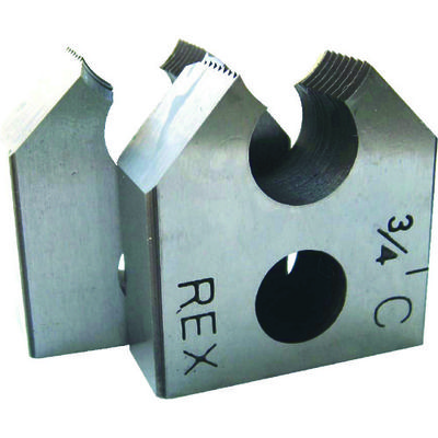レッキス工業(REX) 2RC用チェザー 19 2RCK-19 1組 122-8129 (直送品)