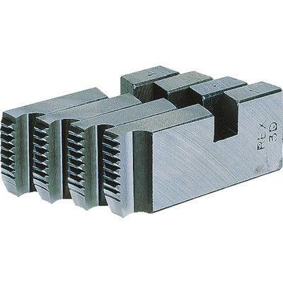 レッキス工業(REX) パイプねじ切器チェザー 114R 25A-32A 1X1インチ1/4 114RK 25A32A 1組 123-5451 (直送品)
