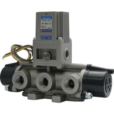 日本精器 4方向電磁弁10AAC100V7Mシリーズシングル BN-7M43-10-E100 1個 104-5539 (直送品)