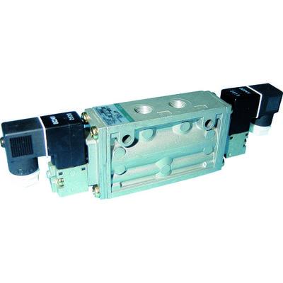 CKD(シーケーディー) 4Fシリーズパイロット式5ポート弁セレックスバルブ 4F120-06-AC100V 1台 110-4012 (直送品)