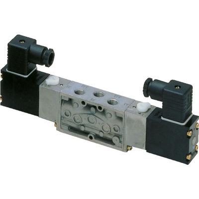 CKD(シーケーディー) 4Fシリーズパイロット式5ポート弁セレックスバルブ 4F320-10-AC200V 1台 110-3407 (直送品)