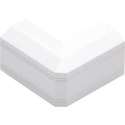 マサル工業 デズミ1号 ホワイト (10個入) SFMD12-P 1袋(10個) 253-4819 (直送品)