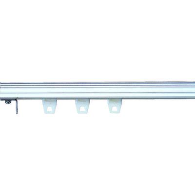 トーソー(TOSO) 大型アルミレール3m(001379101) A46-3000 1本 137-9101 (直送品)