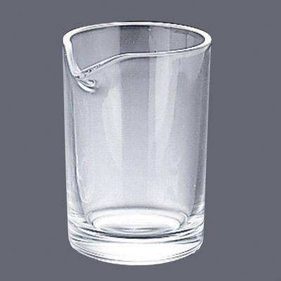 ♯100ミキシングカップ(ガラス製) 大 吉沼硝子 (取寄品)