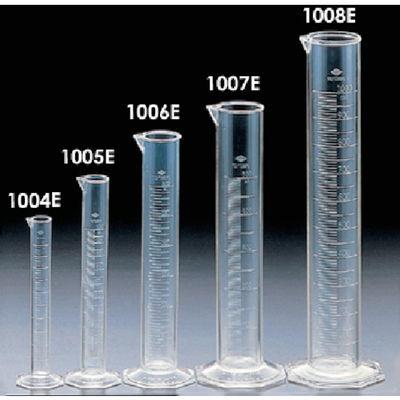 サンプラテック サンプラ ケミカルメスシリンダー 1L 1008E 1本 324ー1815 (直送品)