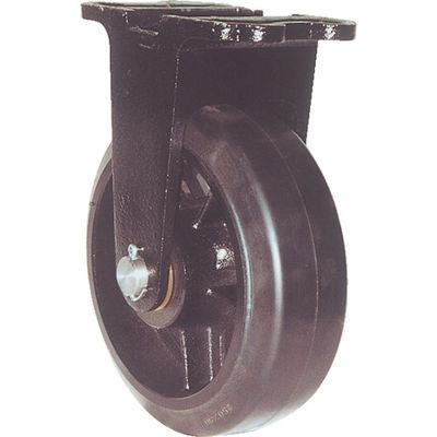ヨドノ 鋳物重量用キャスター MHA-MK200X75 1個 305-3156 (直送品)