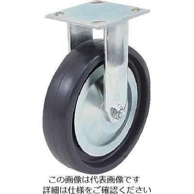 スガツネ工業(SUGATSUNE) 重量用キャスター径203固定SE(200-139-454) SUG-31-408R-PSE 305-3661 (直送品)