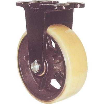 ヨドノ 鋳物重量用キャスター MUHA-MK300X100 1個 305-3270 (直送品)