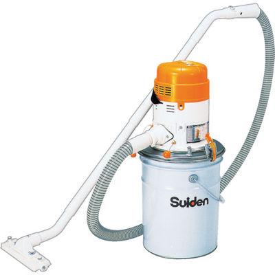 スイデン(Suiden) 万能型掃除機(乾湿両用クリーナー)100V ペールタンク型 SPV-101ARP 1台 119-8319 (直送品)